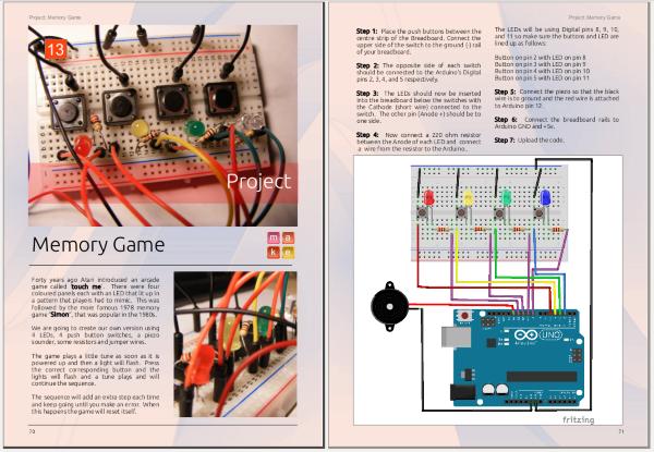 Arduino Projectboek