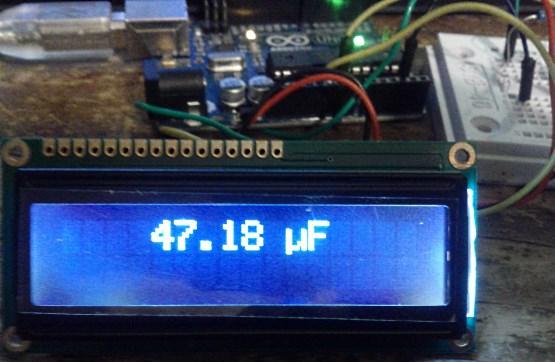 Nieuw DIY capaciteitsmeter XJ-38